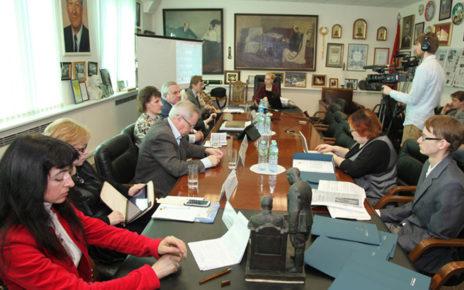 Пресс-конференция «Разрушение музея есть разрушение страны»