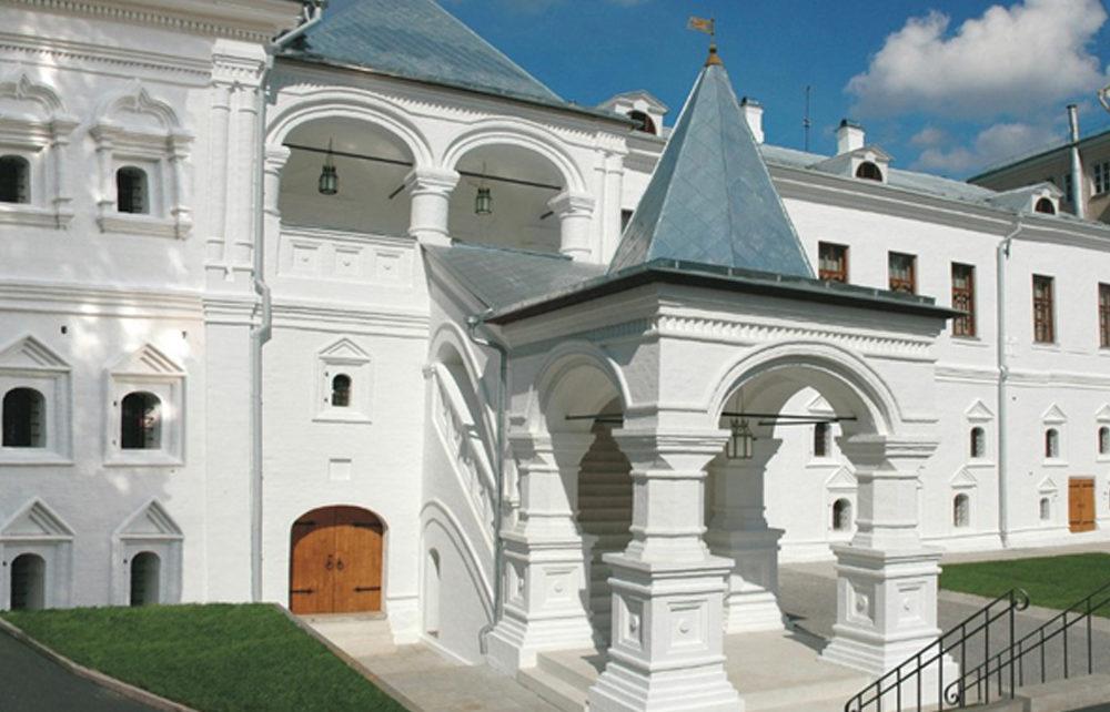 Музей Рериха в усадьбе Лопухиных