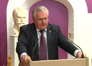 А.В. Стеценко, вице-президент Международного Центра Рерихов