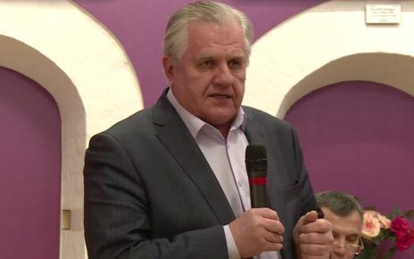 Вице-президент МЦР А.В. Стеценко