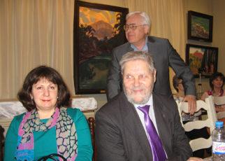 Александр Лосюков и НРК в Музее востока
