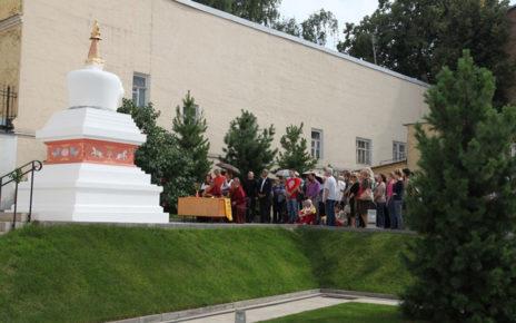 Празднование 80-летия Его Святейшества Далай-ламы XIV в Музее имени Н.К. Рериха