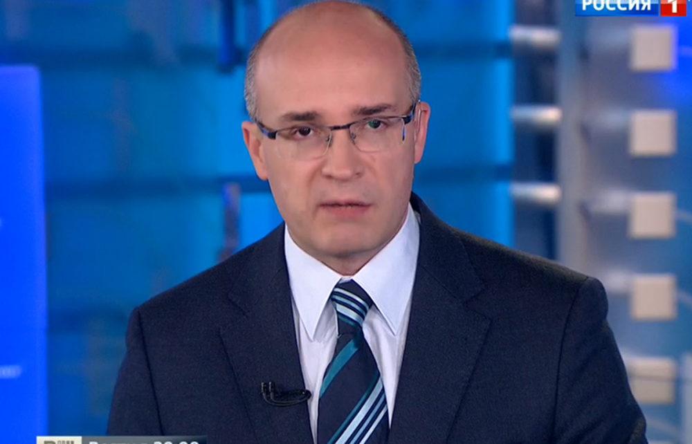 Видеосюжет: «Минкульт спасает усадьбу Лопухиных у центра Рерихов» на телеканале Россия 1