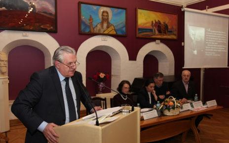 Александр Витальевич Стеценко, вице-президент МЦР