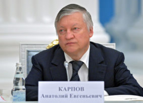 Anatoly Karpov about the Roerichs heritage and the non-governmental Museum named after Nicholas Roerich // Sport FM radio