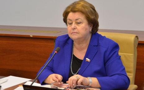 Зинаида Федоровна Драгункина