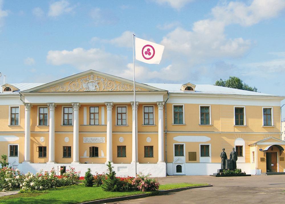 Building of Nicholas Roerich Museum