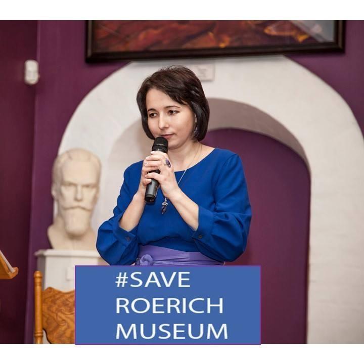 <b>#SaveRoerichMuseum</b>