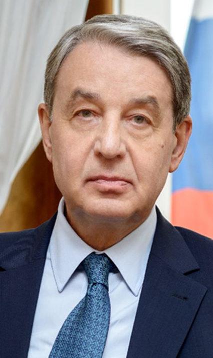 Министр культуры России А.А. Авдеев