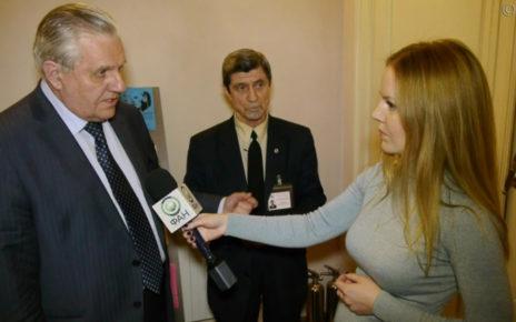Интервью А.В. Стеценко // Федеральное агенство новостей