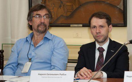 Тигран Мкртычев и Кирилл Рыбак