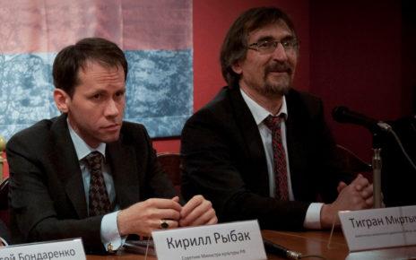 Кирилл Рыбак и Тигран Мкртычев