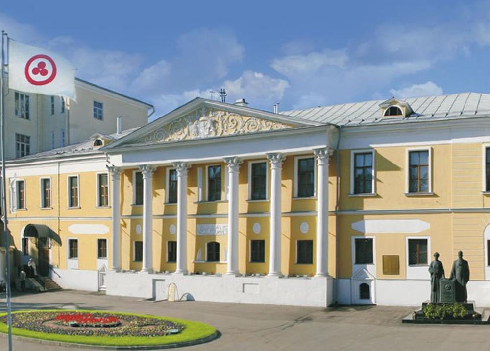 Здание Международного Центра Рерихов
