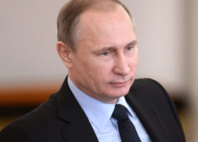 VLADIMIR PUTIN:  You have dedicated your life to selfless and enlightening activity