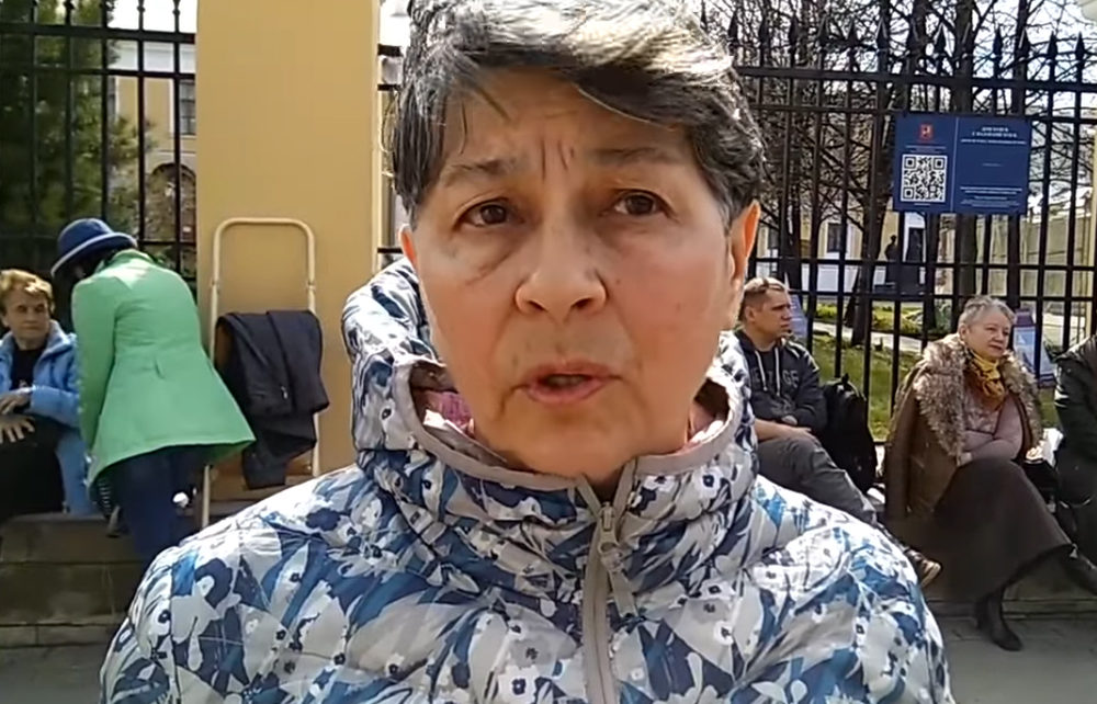 Елена Григорьевна Петренко, директор Одесского Дома-Музея имени Н.К. Рериха
