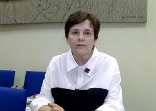 Ирина Прохорова, главный редактор журнала «Новое литературное обозрение»