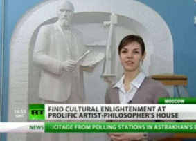 Roerich Museum: An insight into the artist's remarkable life // Russia Today