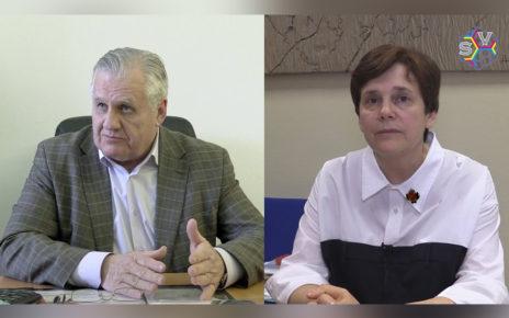 Александр Стеценко, Ирина Прохорова. Sota.Vision
