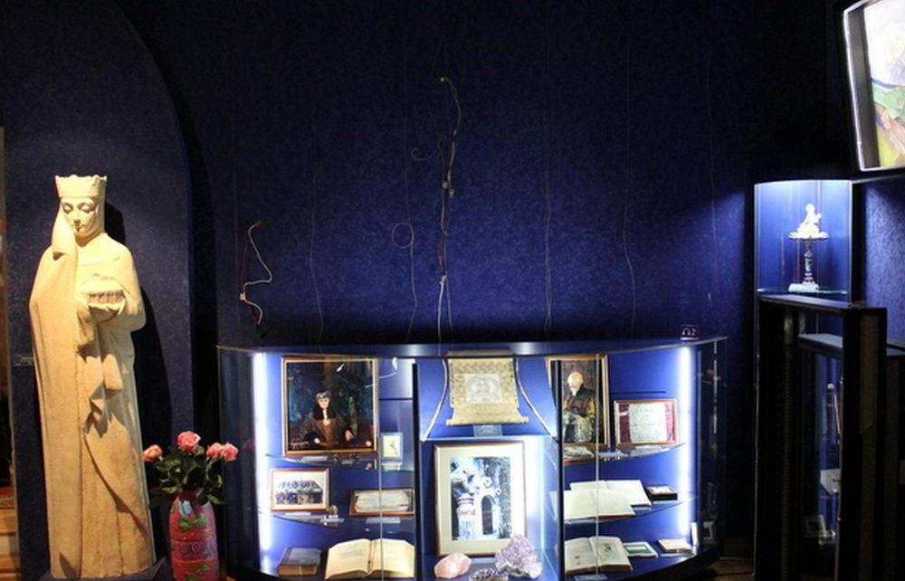 Музей после ограбления