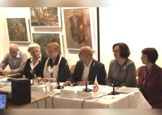 Пресс-конференция: Трагическое разрушение в Москве одного из крупнейших общественных музеев в Европе - Музея имени Н.К.Рериха Международного Центра Рерихов