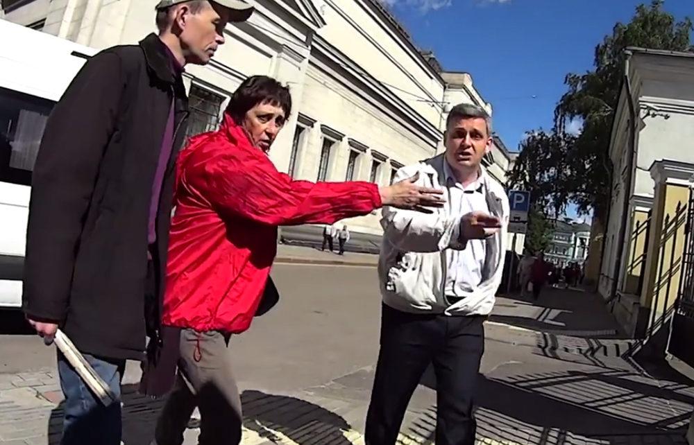 Юрий Избачков, юрист музея Востока