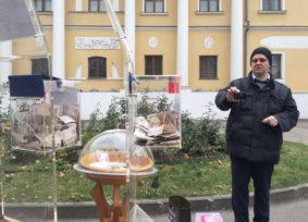 Дмитрий Ревякин. Воспитательный процесс