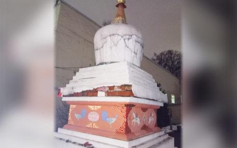 Буддийская Ступа в Москве