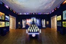 Зал Живой Этики до захвата Музея