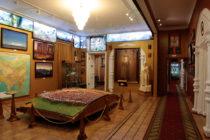 Зал Центрально-Азиатской экспедиции до захвата