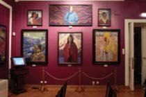 Зал С.Н. Рериха до захвата Музея