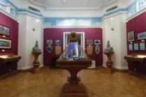 Петербургский зал до захвата Музея