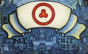 Н.К. Рерих. Пакт Культуры. 1931
