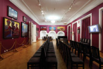 Svetoslav Roerich Hall before the capture of the Museum