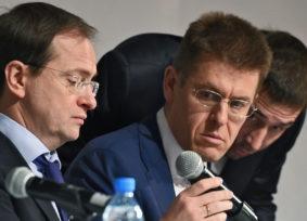 Разграблением наследия Рерихов руководили Мединский и его заместитель // The Insider