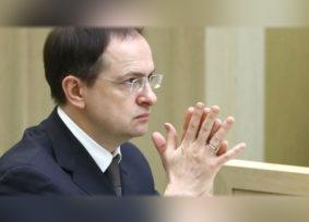 Мединского обвинили в рейдерском захвате собственности центра Рерихов // Первое антикоррупционное СМИ